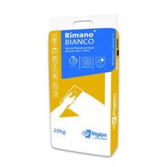 Бяла гипсова шпакловка Rigips Rimano Bianco 20кг