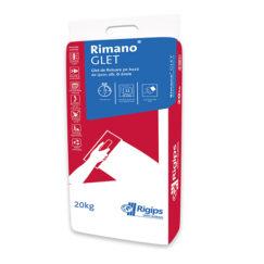 Фина гипсова шпакловка Rigips Rimano Glet 20кг